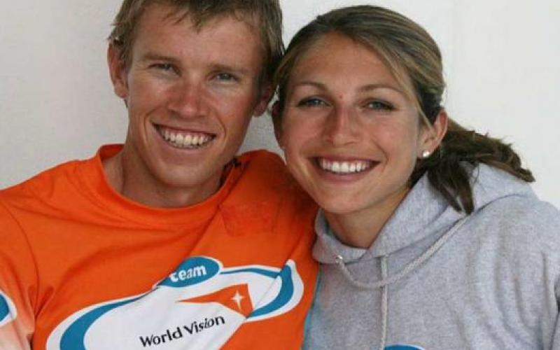 Ryan and Sara Hall are running the 2016 Mesa Falls Marathon